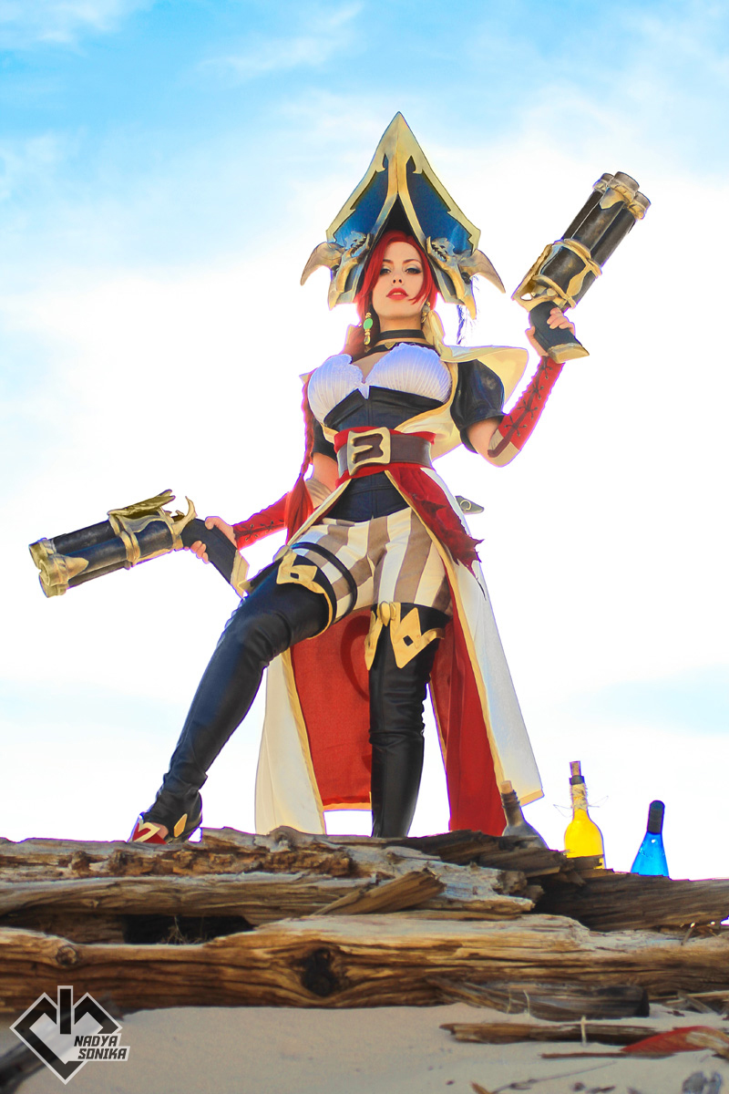 miss fortune captain nadyasonika